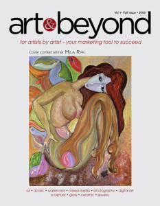 Publication Opportunity. Art And Beyond Magazine